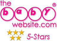 The Baby Website 5-Star Rating