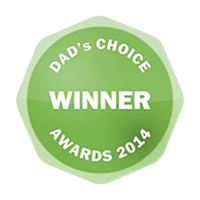 Dads Choice award