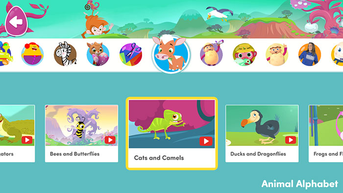 alphabet videos for toddlers