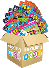 Reading Eggs and Mathseeds My First Combined Book Pack