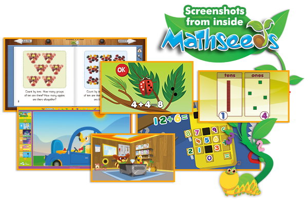 Actual Screenshots From Inside Mathseeds